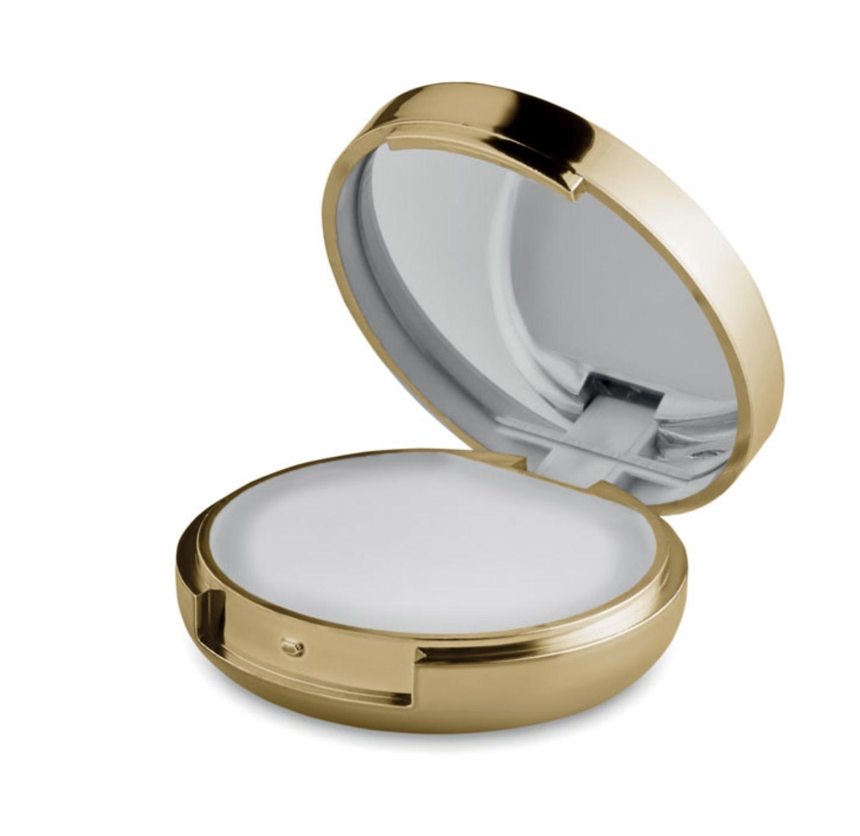 Lippenbalsem met spiegeltje