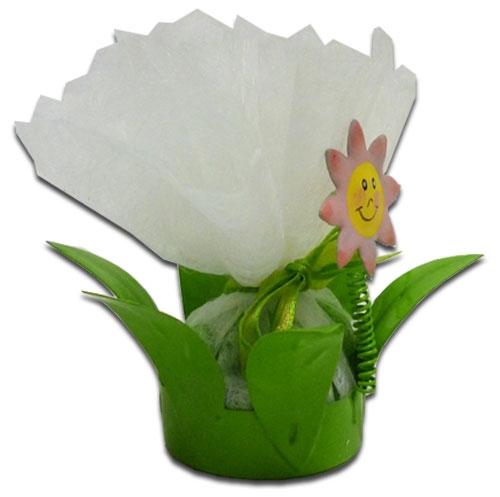 T-lichthouder bloem