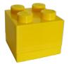 Limoen lego doosje