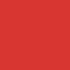 Dubbelzijdig satijnen lint rood
