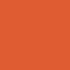Dubbelzijdig satijnen lint oranje