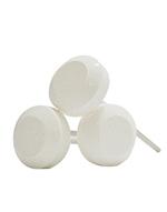 Witte dextrose double lollies