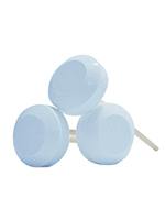 Blauwe dextrose double lollies