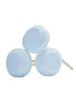 Blauwe dextrose double lollies