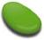 suikerboon Vanparys groen lemon