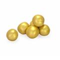Choco choups parelmoer goud