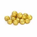 Mini Choco choups parelmoer goud