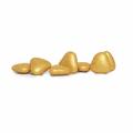 Mini hartjes De Bock goud