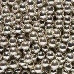 Suikerparels zilverkleurig