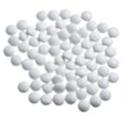 Mini-confetti Vanparys wit