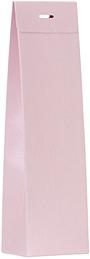 Hoog doopsuikertasje roze glinsterend