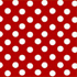 Vichy lint rood/wit