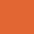 Suede koord oranje