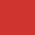 Suede koord rood