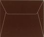 bruine enveloppe