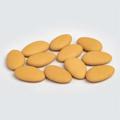 Suikerbonen Vanparys mosterdgeel mat