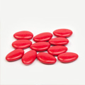 Suikerbonen Vanparys rood glanzend
