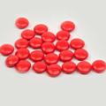 Mini Confetti's Vanparys rood