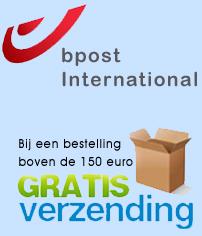 Vanaf 150 euro, gratis verzending!