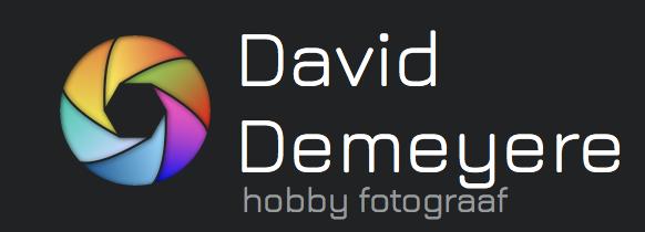 Hobbyfotograaf David Demeyere